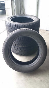 Tires HANKOOK Winter iPIKE 215/55R17 98T