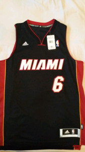 Miami Heat Lebron James jersey