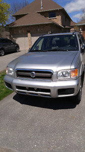 Sell a 2004 Nissan Pathfinder