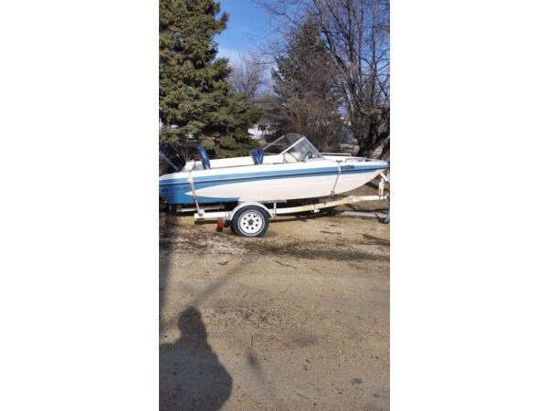 Used 1975 Glastron Inc Tri Hull
