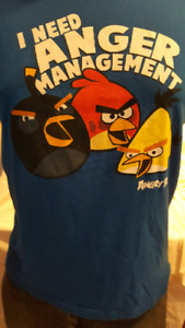 Angry Birds Men's T-shirt