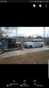 1933 ford pick up mint
