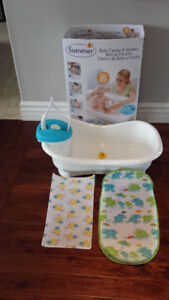 Summer Baby Bath Center and Shower