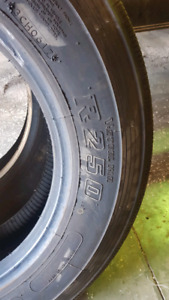 TIRES & WHEELS (BRIDGESTONE)