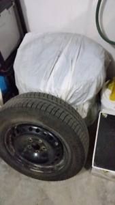 Used Winter Tires 2001 Ford Taurus