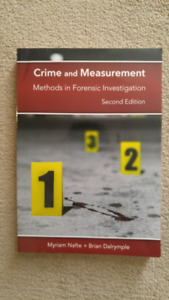 Crime and Measurement 2nd (Second) Edition