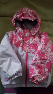 4T North Face winter jacket