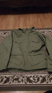 Cute Women's Columbia waterproof coat.