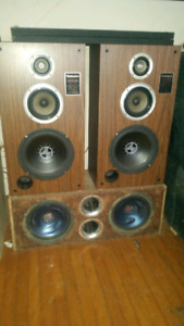 Speakers for sale