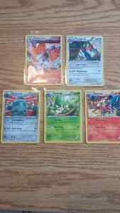 Lot Cartes pokémon