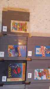 Nes with 11 games. Great xmas present! Stratford Kitchener Area image 5