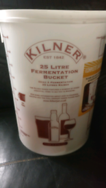 Free local delivery new unused Kilner lager making kit
