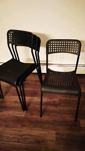Ikea Stacking Chairs