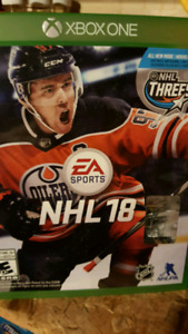 Xbox One (with NHL 18)