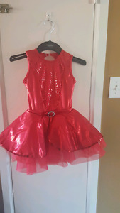 Dance costume for a 5 year old