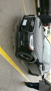 Audi Replica (RS Style) A4 rims | Gloss Black | With Tires