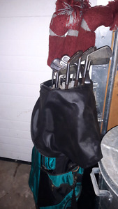 Golfmate  Golf Bag and Clubs