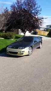 Nissan 300zx Twin Turbo RHD-With running parts car