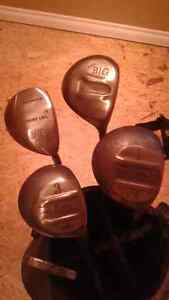 Golf clubs - used