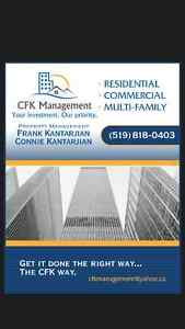CFK MANAGEMENT WANTS TO RENT YOUR RENTAL PROPERTY!!