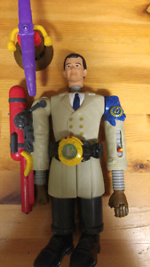 Inspector Gadget happy meal toy complete.