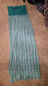 Size large strapless dress from Forever 21