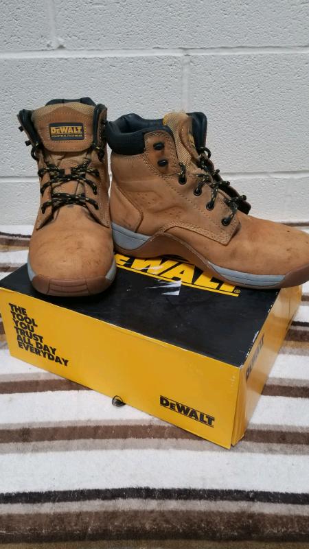 choose original best sneakers get cheap Dewalt safety boots | in Sandwell, West Midlands | Gumtree