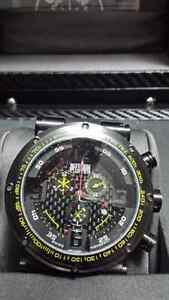 Offshore Limited Challenge Mens NEW Watch Swiss Movt..Reg $420.