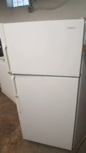 White Moffat fridge for sale!