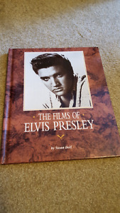 Book - The films of Elvis Presley