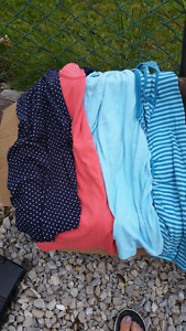 Maternity tanks and clothing