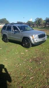 2007 Jeep Grand Cherokee Wagon Bunbury Bunbury Area Preview