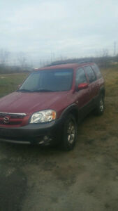 2006 Mazda Tribute CERTIFIED an E TESTED