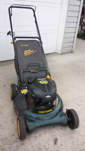 Serviced lawnmowers for sale/trade ins welcomed