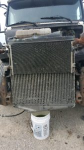 Complete set of rads from 2000-2001 Volvo Highway Truck