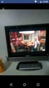 Insignia 19 inch flat screen TV works great asking $100 firm