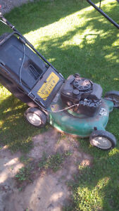 Lawnmower for parts or to fix