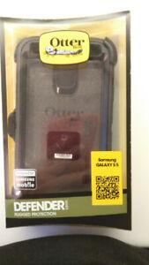 Étui pour Samsung Galaxy S5 de marque Otter Box