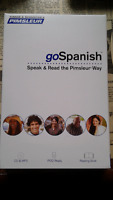 Introductory Spanish CDs, ipod, mp3