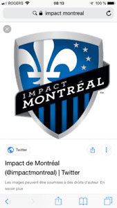 Montreal Impact vs Chicago Fire