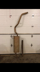 Ford F150 full exhaust 04-12