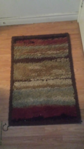 3 small rugs pet free smoke free (REDUCED PRICE FOR MOVING)