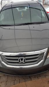 2008 Honda Odyssey Minivan, Van