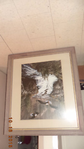 Beautiful Eagle Picture SALE OR TRADE