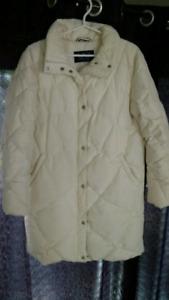 Manteau d'hiver duvet et plumes UTEX DESIGN / Winter coat