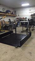 Trembath Designs hydra-deck hydraulic sled deck