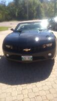 2011 Chevrolet Camaro Fully Loaded Convertible (Price Reduce)