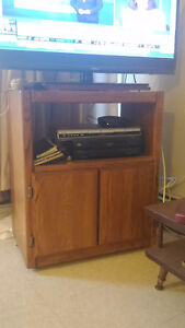 Tv stand, excellent, heavy duty