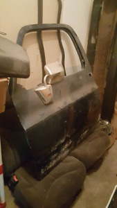 73 - 87 chev/Gmc striped drivers door