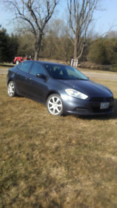 2013 Dodge Dart in excellent condition